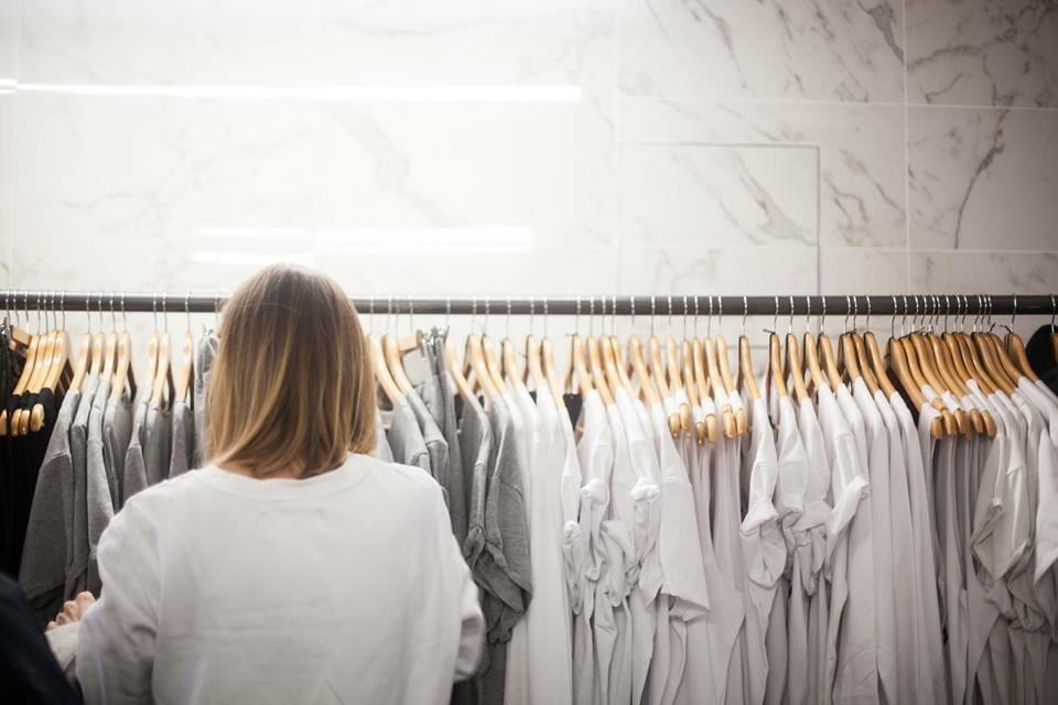 Faire du shopping de manière écologique.