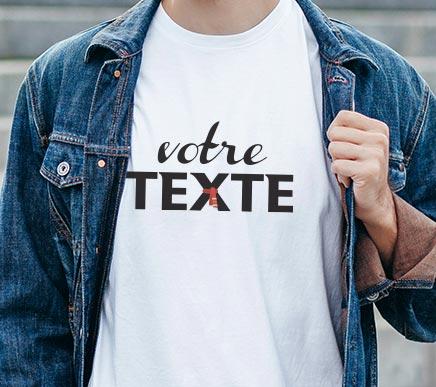 Le t-shirt personnalisé revient à la mode en 2021