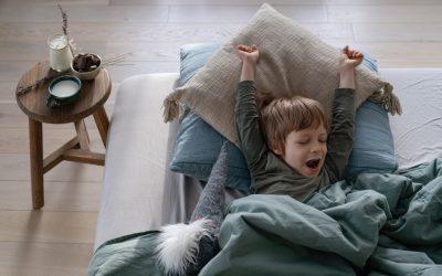 Le rituel du coucher pour les enfants, comment bien le mettre en place ?